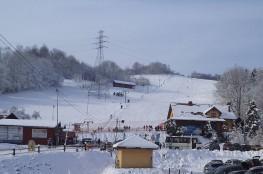 Piwniczna-Zdrój Atrakcja Stacja narciarska Kokuszka Ski