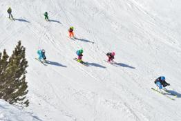Piwniczna-Zdrój Atrakcja Przedszkole narciarskie WIERCHOŁEK - Dwie Doliny